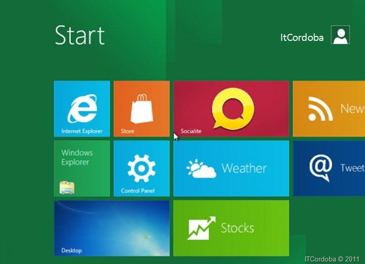 id instalacion windows: